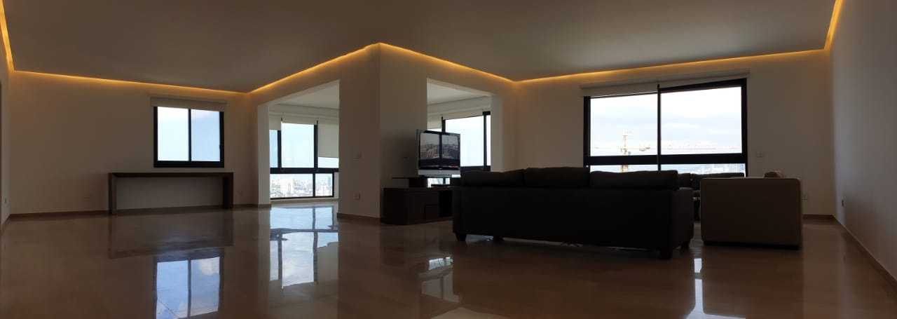 Modern Apartment For Sale in Hazmieh